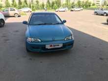 Подгорный Civic 1994