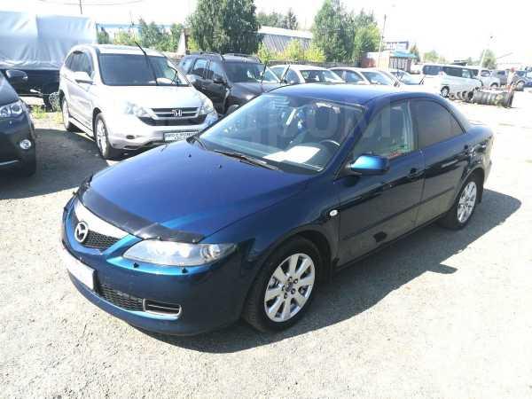 Mazda Mazda6, 2006 год, 319 000 руб.