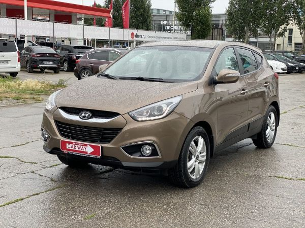 Hyundai ix35, 2014 год, 1 090 000 руб.