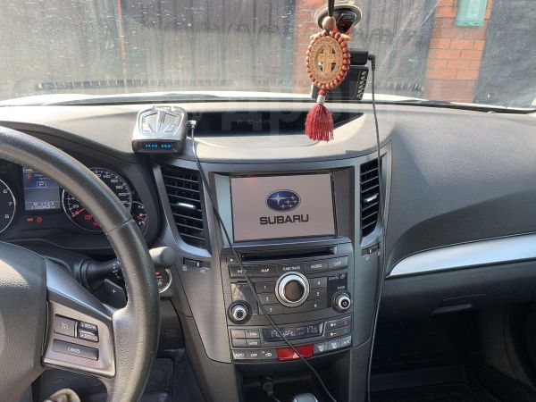 Subaru Outback, 2012 год, 1 230 000 руб.
