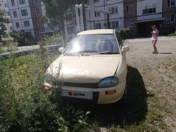 Mazda Autozam Revue, 1992 год, 49 999 руб.
