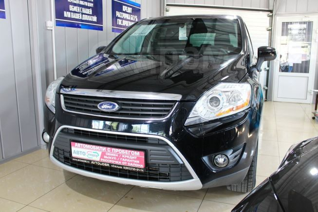 Ford Kuga, 2008 год, 519 900 руб.