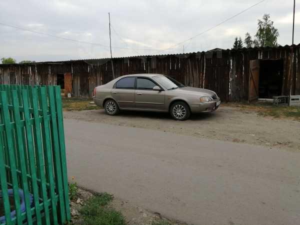 Kia Shuma, 2004 год, 135 000 руб.