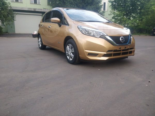 Nissan Note, 2017 год, 820 000 руб.