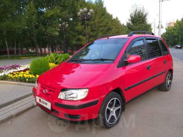 Hyundai Matrix, 2003 год, 270 000 руб.