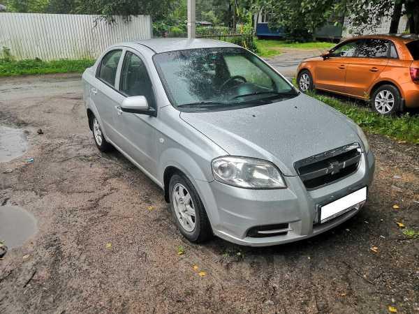 Chevrolet Aveo, 2010 год, 225 000 руб.