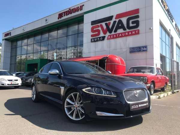 Jaguar XF, 2014 год, 1 075 000 руб.