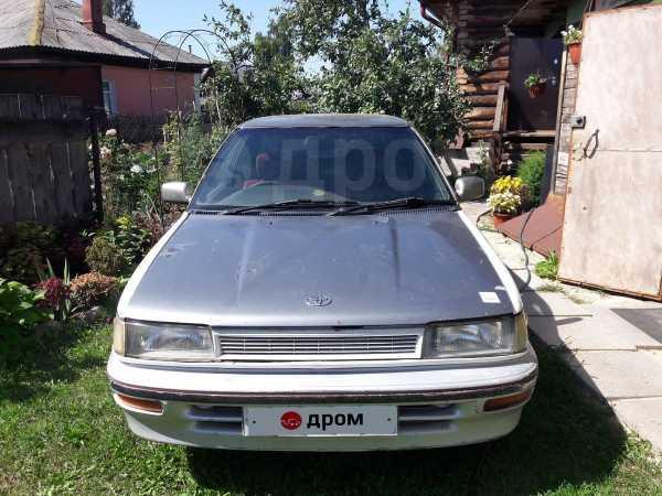 Toyota Corolla, 1990 год, 52 000 руб.