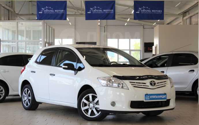 Toyota Auris, 2012 год, 629 000 руб.