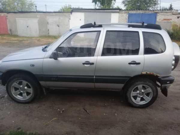 Chevrolet Niva, 2005 год, 85 000 руб.