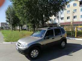 Горно-Алтайск Niva 2012