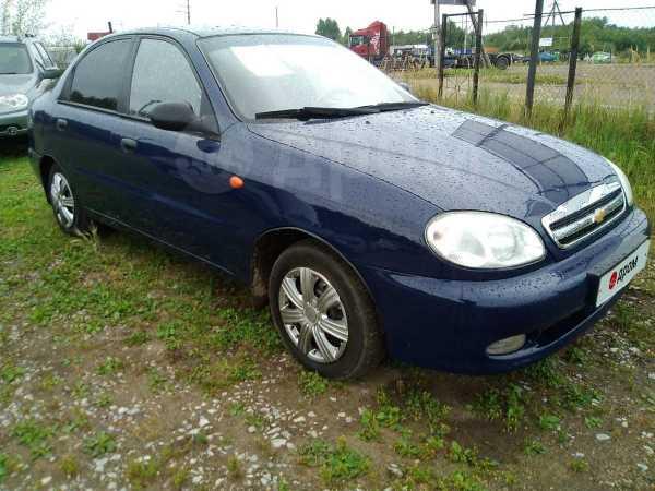 Chevrolet Lanos, 2008 год, 89 000 руб.