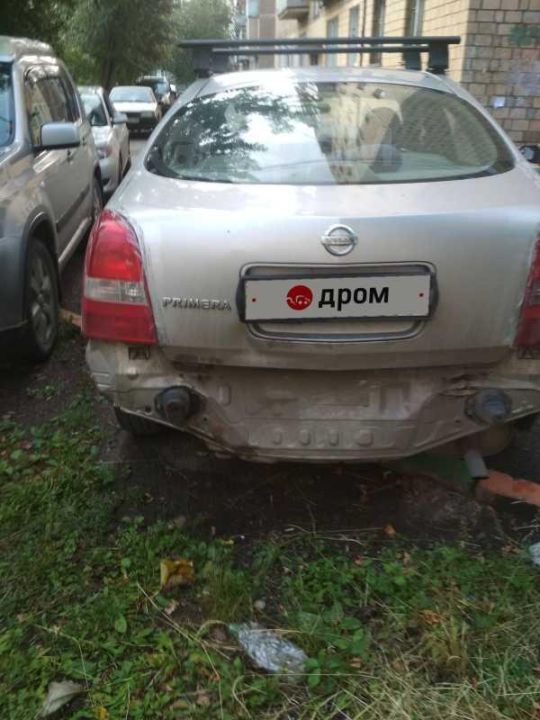 Nissan Primera, 2002 год, 160 000 руб.