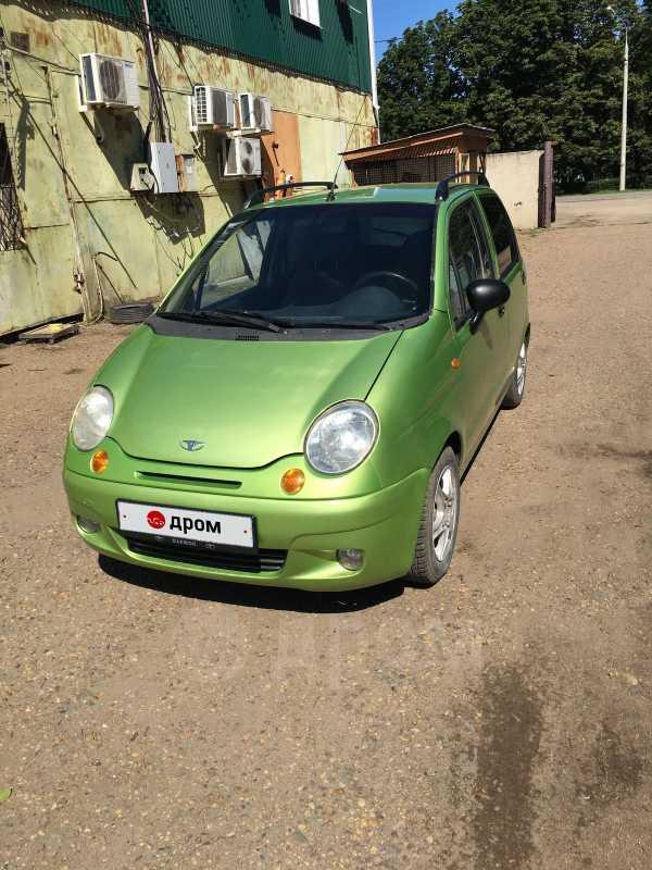 Daewoo Matiz, 2005 год, 115 000 руб.