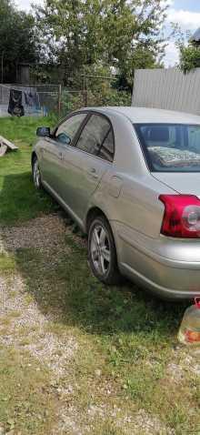 Калуга Avensis 2007