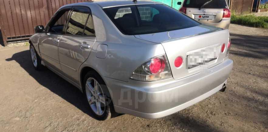 Toyota Altezza, 2001 год, 500 000 руб.