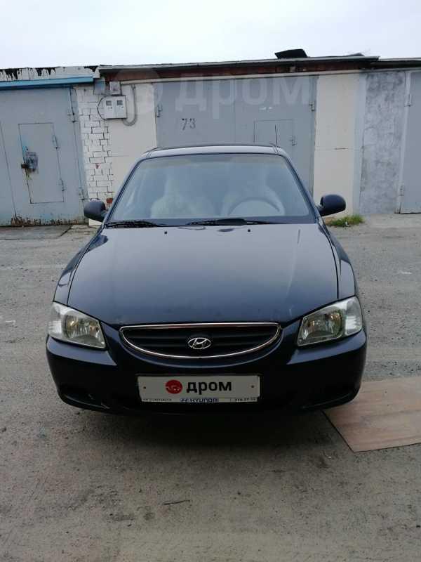 Hyundai Accent, 2011 год, 200 000 руб.