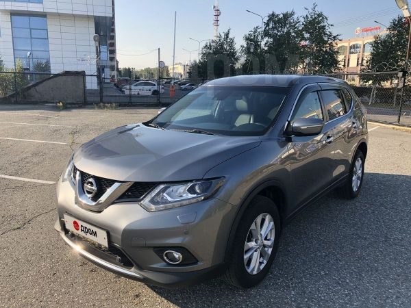 Nissan X-Trail, 2017 год, 1 419 000 руб.