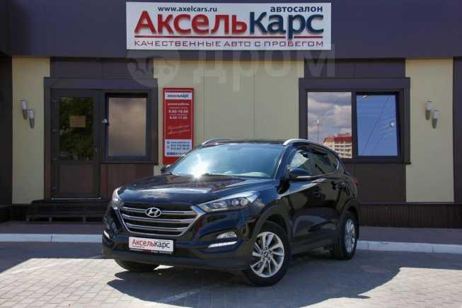 Hyundai Tucson, 2016 год, 1 355 000 руб.