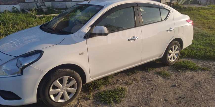 Nissan Latio, 2015 год, 525 000 руб.