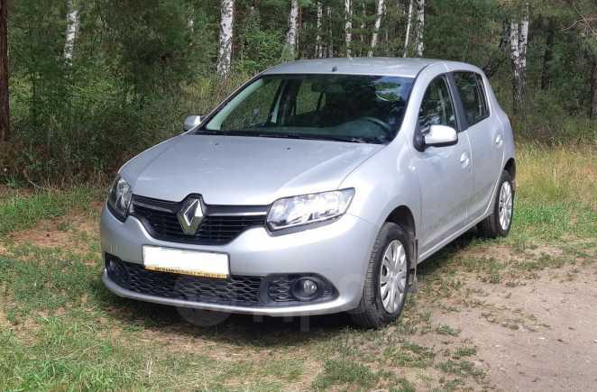 Renault Sandero, 2014 год, 479 000 руб.