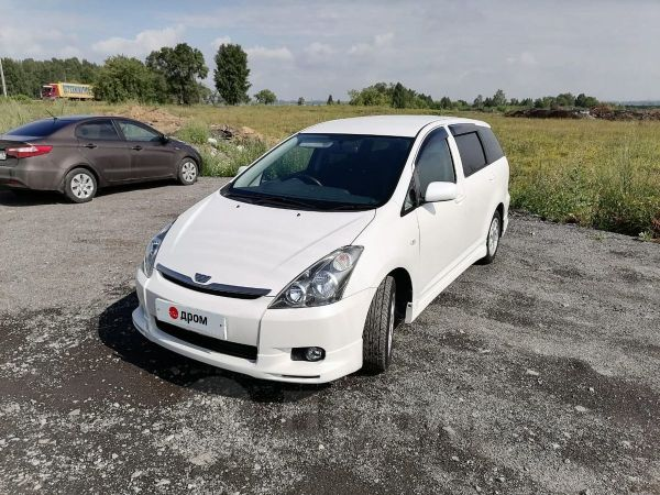 Toyota Wish, 2005 год, 340 000 руб.