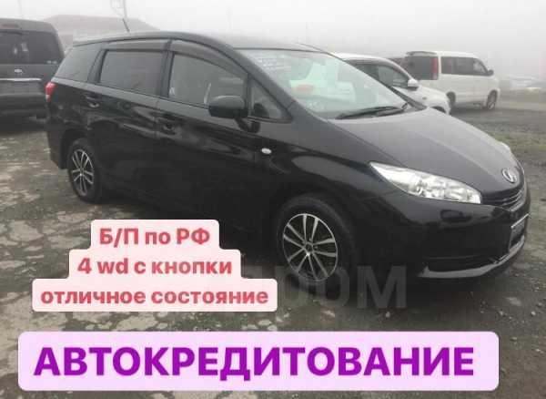 Toyota Wish, 2010 год, 775 000 руб.