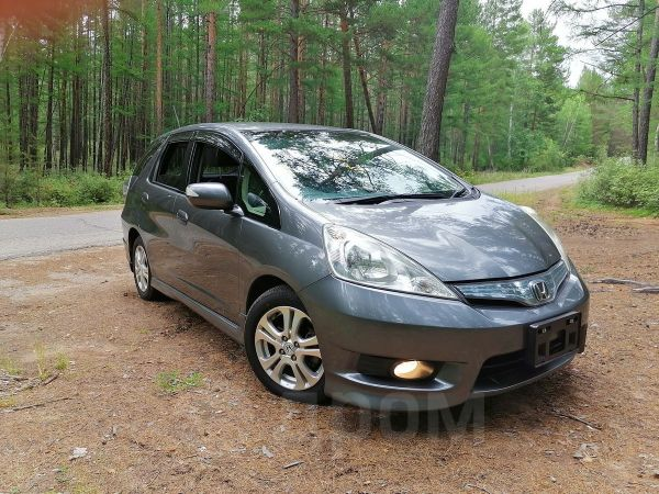 Honda Fit Shuttle, 2012 год, 660 000 руб.