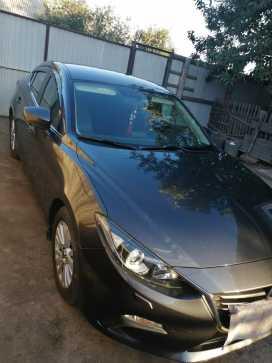 Кызыл Mazda3 2015