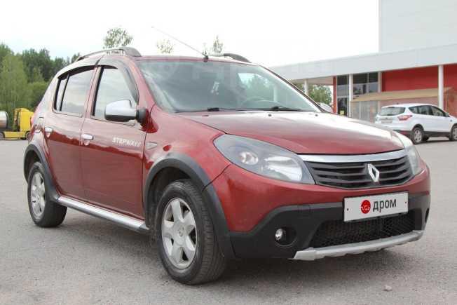 Renault Sandero, 2012 год, 355 000 руб.