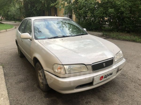 Toyota Sprinter, 1999 год, 165 000 руб.