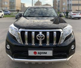 Мирный Land Cruiser Prado