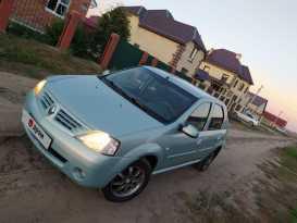 Омск Renault Logan 2007
