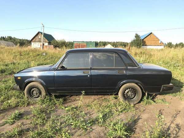 Лада 2107, 2012 год, 105 000 руб.