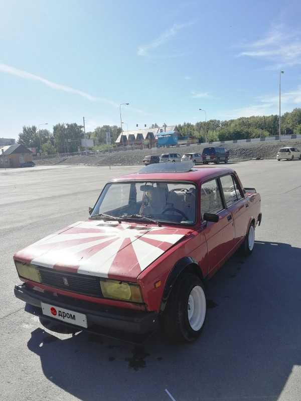 Лада 2105, 1993 год, 45 000 руб.
