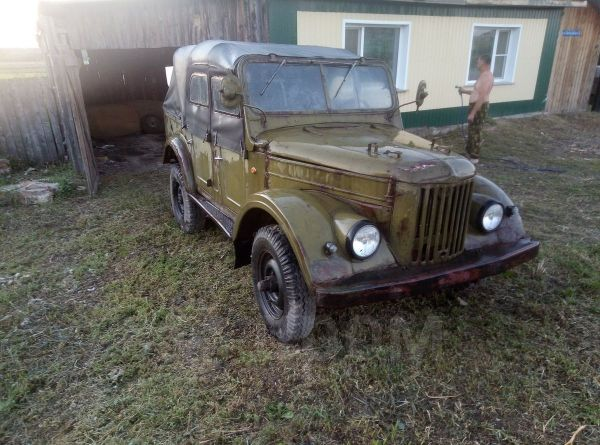 ГАЗ 69, 1963 год, 105 000 руб.