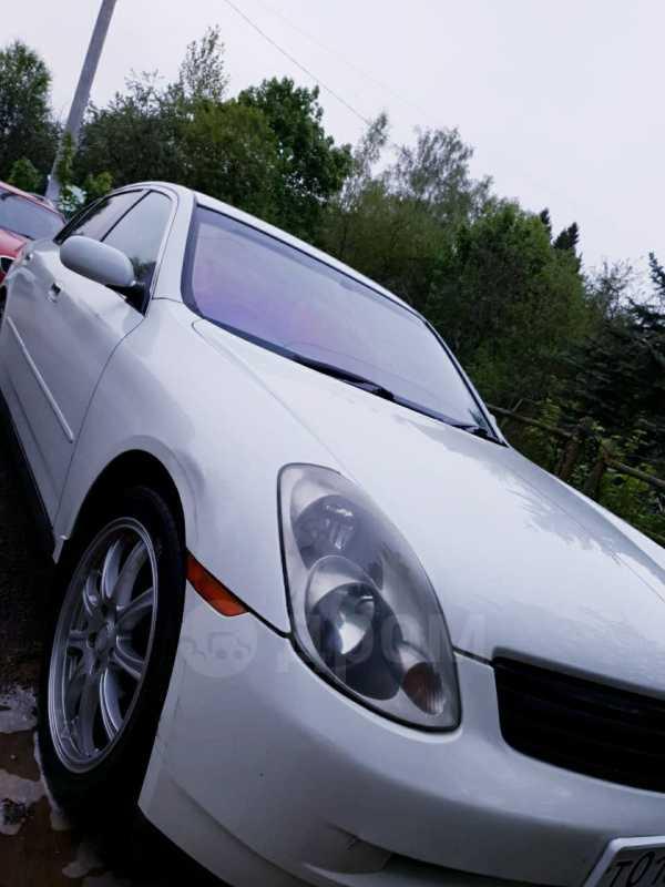 Nissan Skyline, 2002 год, 330 000 руб.
