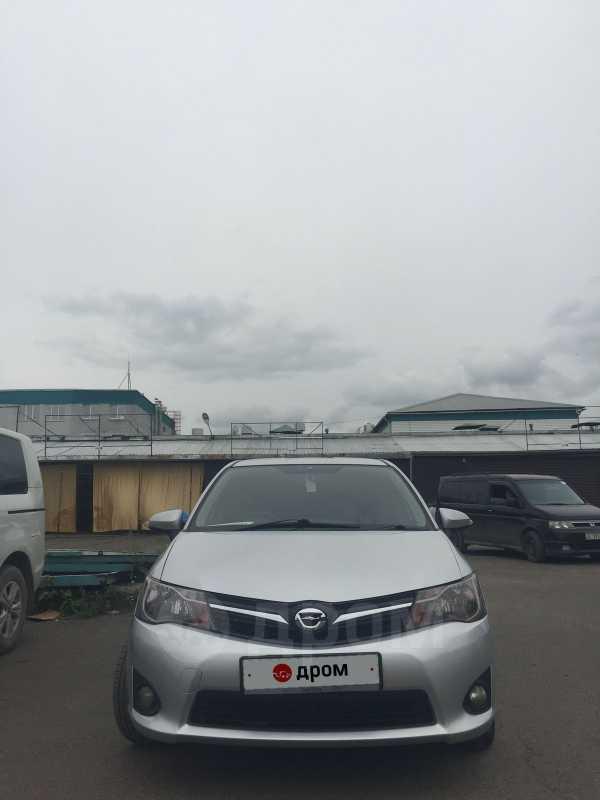 Toyota Corolla Fielder, 2013 год, 600 000 руб.