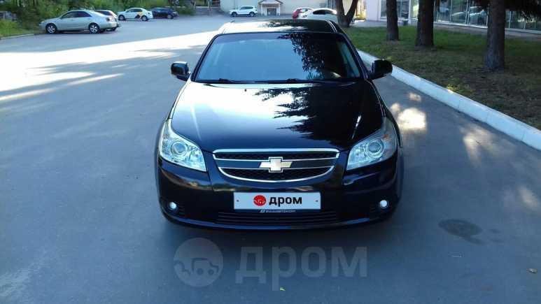 Chevrolet Epica, 2010 год, 445 000 руб.