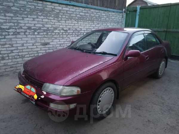 Toyota Carina, 1987 год, 135 000 руб.