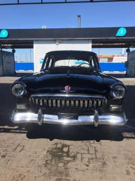 Ростов-на-Дону 21 Волга 1960