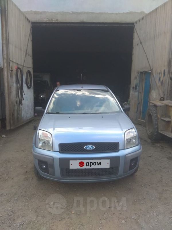 Ford Fusion, 2005 год, 175 000 руб.
