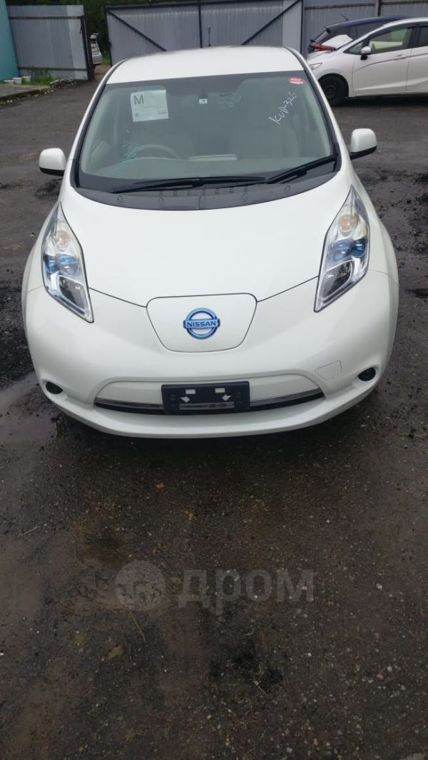 Nissan Leaf, 2012 год, 365 000 руб.