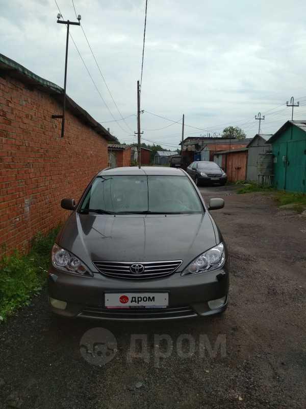 Toyota Camry, 2005 год, 450 000 руб.