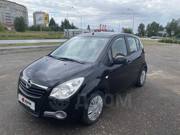 Opel Agila, 2009 год, 250 000 руб.