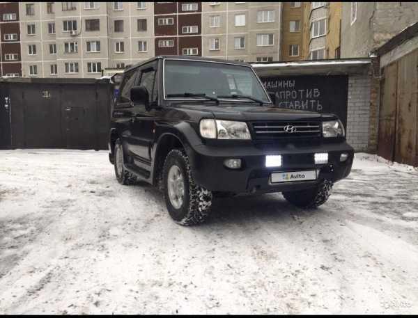 Hyundai Galloper, 2002 год, 400 000 руб.