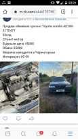 Toyota Corolla Ceres, 1993 год, 50 000 руб.