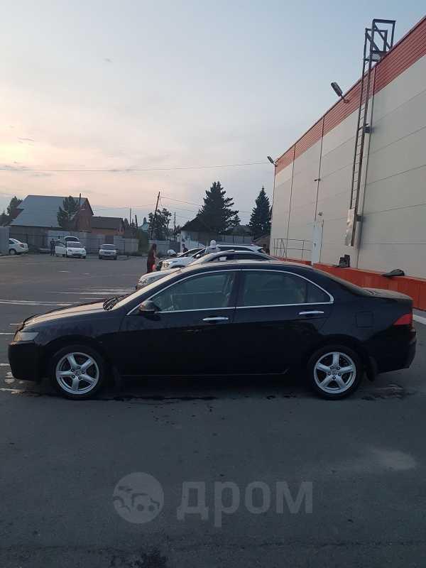 Honda Accord, 2005 год, 495 000 руб.