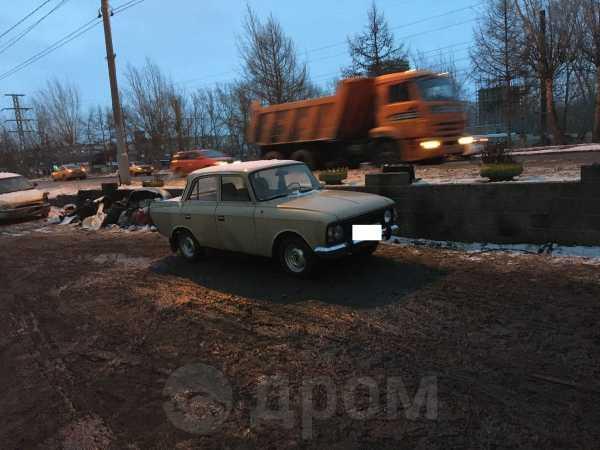 Москвич 412, 1994 год, 100 000 руб.