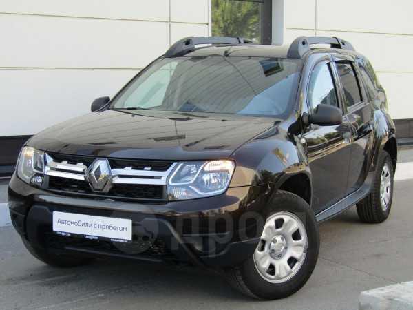 Renault Duster, 2018 год, 890 000 руб.